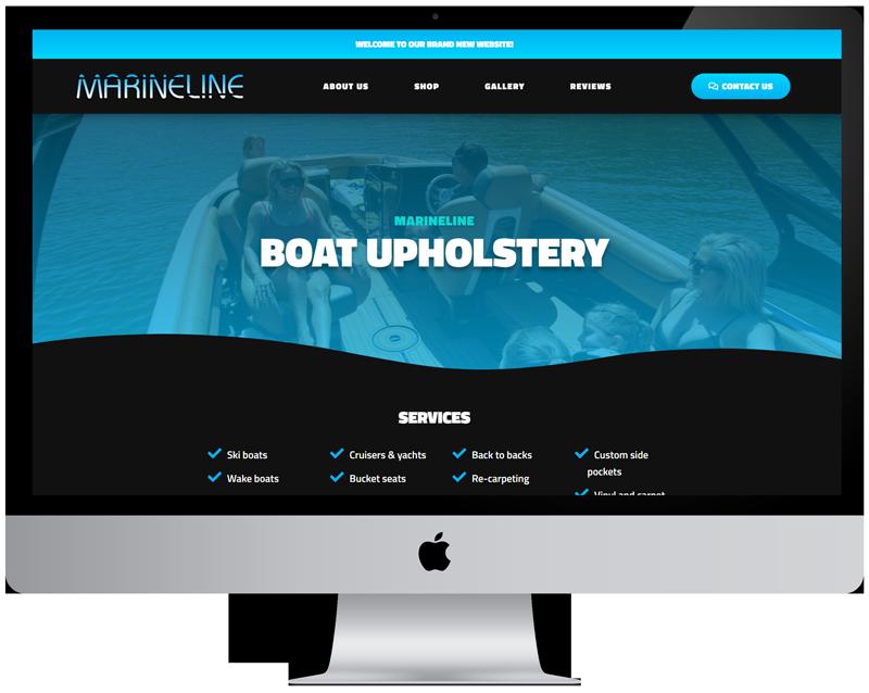 Marineline Boat Upholstery
